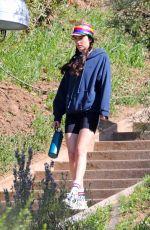 DAKOTA JOHNSON on the Set of Am I Ok? in Elysian Park in Los Angeles 02/09/2021