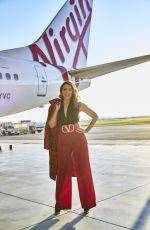 DANNII MINOGUE for Virgin Australia, March 2021
