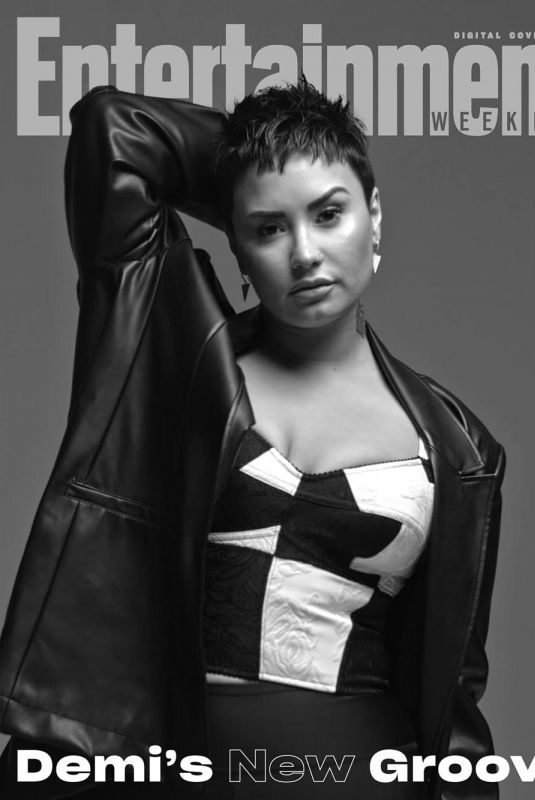 DEMI LOVATO for Entertainment Weekly, March 2021