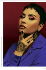 DEMI LOVATO in The Sunday Times, March 2021
