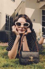 DIANA SILVERS for W Magazine, Spring 2021