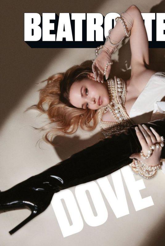 DOVE CAMERON for Beatroute Magazine, March 2021