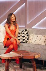 EIZA GONZALEZ at Kelly Clarkson Show 03/26/2021