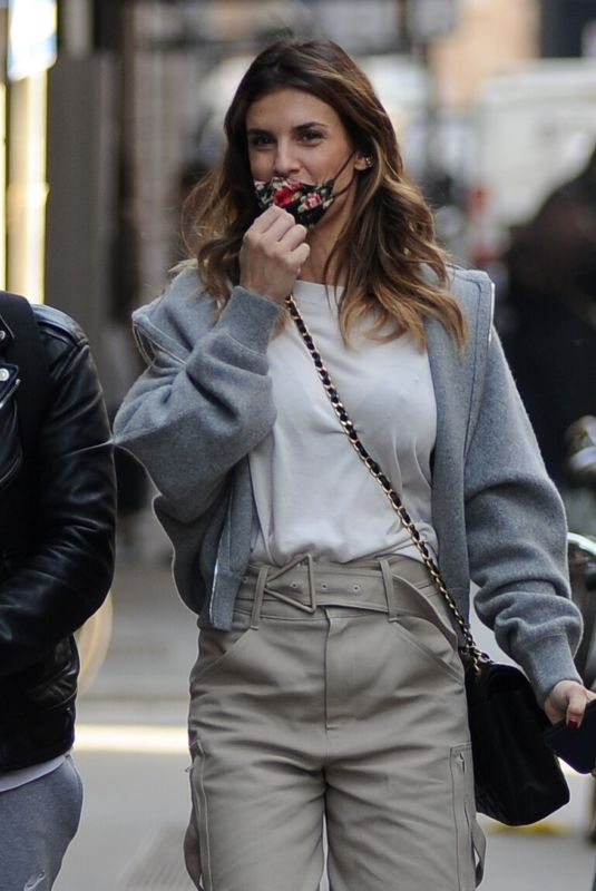 ELISABETTA CANALIS Out and About in Milan 03/02/2021