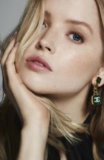 ELLIE BAMBER in The Sunday Times Style Magazine, March 2021