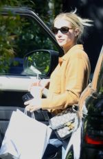 EMMA ROBERTS Out and About in Los Angeles 03/29/2021