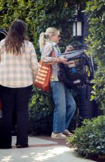 EMMA ROBERTS Visits a Friend in Los Angeles 03/14/2021