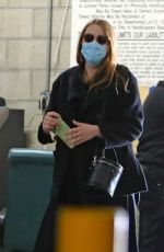 EMMA STONE Out and About in Santa Monica 03/04/2021