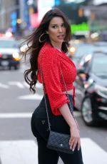 ESTRELLA NOURI at Times Square in New York 03/28/2021