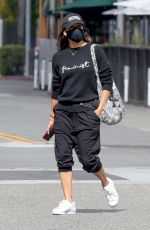 EVA LONGORIA Out and About in Beverly Hills 03/08/2021