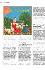 EVANNA LYNCH in Vegan Life Magazine, April 2021