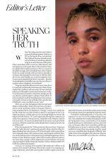 FKA TWIGS in Elle Magazine, March 2021