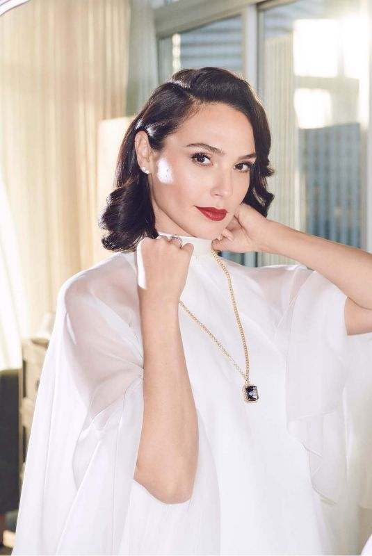GAL GADOT – 2021 Golden Globes Photoshoot