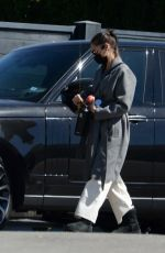GAL GADOT Out and About in Los Angeles 03/01/2021