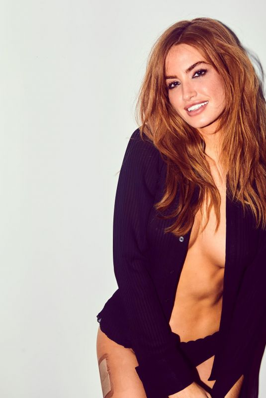 HALEY KALIL at a Photoshoot 03/28/2021
