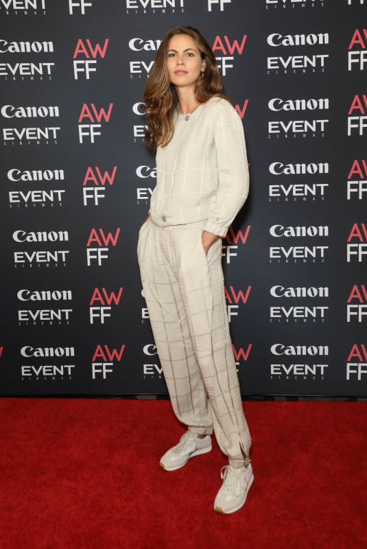 HANNAH MCDOUGALL at 2021 Australian Woman's Film Festival Launch01/14/2021