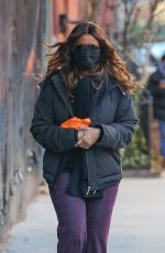 IMAN Out and About in New York 03/02/2021