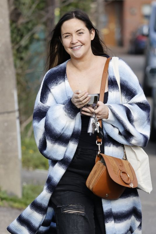 JACQUELINE JOSSA Out and About in Essex 03/23/2021