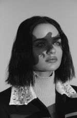 JOEY KING for Flaunt Magazine, The Dawn Chorus Issue 2021