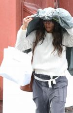 JORDANA BREWSTER Out Shopping in Brentwood 03/10/2021