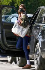 KAIA GERBER Leaves Yoga Class in Los Angeles 03/11/2021