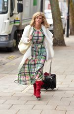 KATE GARRAWAY Arrives at Global Studios in London 03/25/2021
