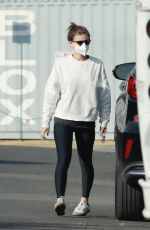 KATE MARA Out and About in Los Angeles 03/02/2021
