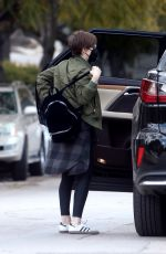 KATE MARA Out in Silver Lake 03/12/2021