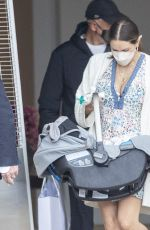 KATHARINE MCPHEE and David Foster at a Birthday Brunch in Beverly Hills 03/25/2021