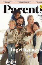 KATHERINE HEIGL in Parents Magazine, April 2021