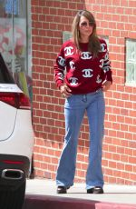 KELLY DODD Out for Luch in Newport Beach 03/12/2021