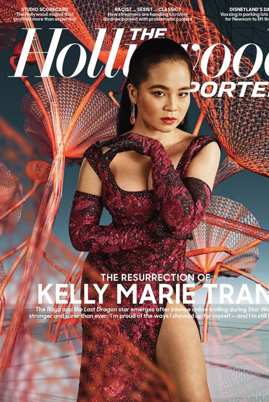KELLY MARIE TRAN in The Hollywood Reporter, March 2021