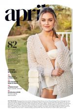 KELSEA BALLERINI in Shape Magazine, April 2021