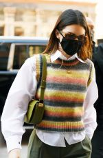 KENDALL JENNER Out for Lunch in New York 03/21/2021
