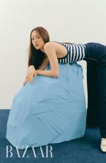 KRYSTAL JUNG for Harper