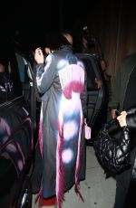 KYLIE and KENDALL JENNER at Nobu in Malibu 03/29/2021