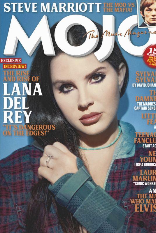 LANA DEL REY in Mojo Magazine, April 2021
