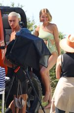 LARA BINGLE in Bikini at Photoshoot in Sydney 03/02/2021