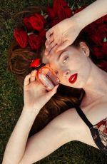 LARSEN THOMPSON for Dolce Rose by Dolce & Gabanna, Spring 2021