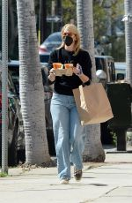 LAURA DERN Out for a Fresh Juice in Los Angeles 03/06/2021