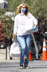 LAURA DERN Out in Brentwood 03/14/2021