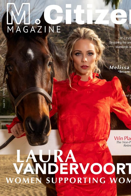 LAURA VANDERVOORT for M. Citizen Magazine, Spring 2021