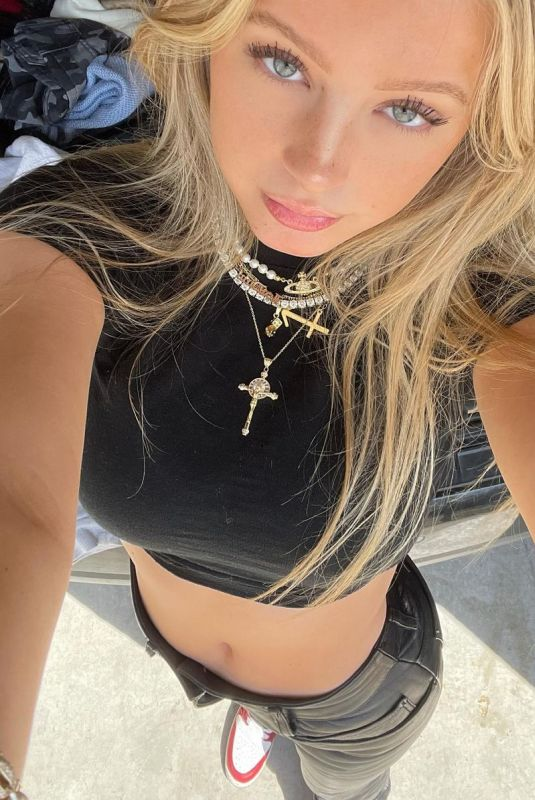 LEXI DREW - Instagram Photos 03/21/2021