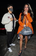 LEXY PANTERRA Arrives at Catch LA in West Hollywood 03/03/2021