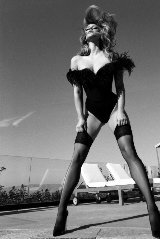 LILI REINHART - Black and White Photoshoot, March 2021