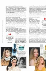 LILY COLLINS and AMANDA SEYFRIED in Instyle Magazine, Spain April 2021