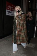 LINDSEY VONN at Catch LA in West Hollywood 03/03/2021
