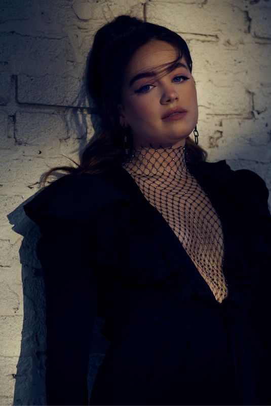 MARY MOUSER for Euphoria Magazine, March 2021