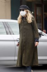 MEG RYAN Out and About in Santa Monica 03/07/2021