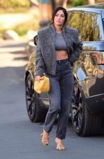 MEGAN FOX Out and About in Los Angeles 03/05/2021